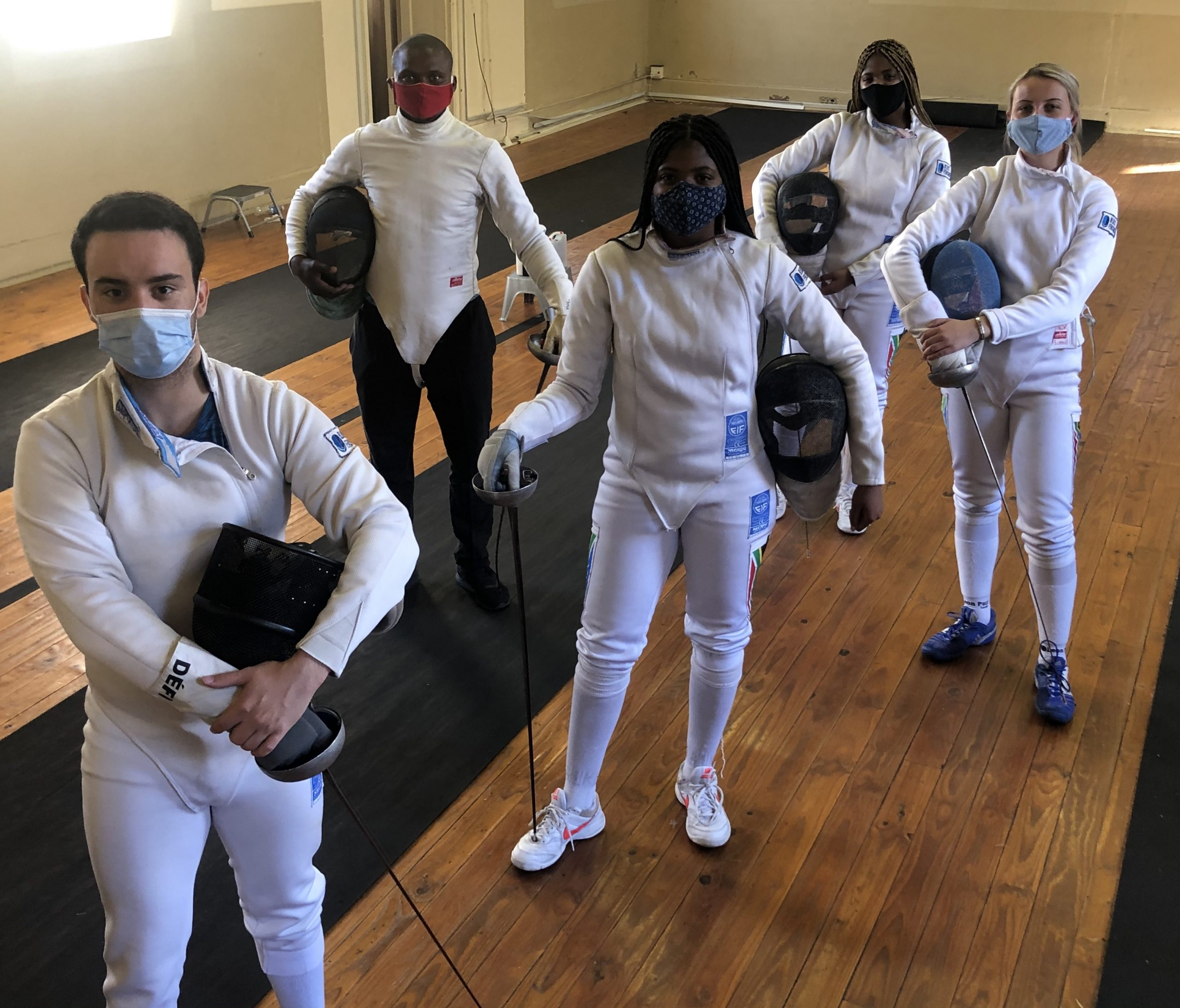 Western Cape Fencing are excited about a return to action