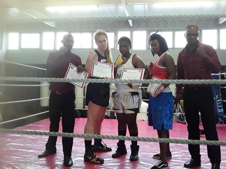 Western Cape boxers looking forward to first fight night