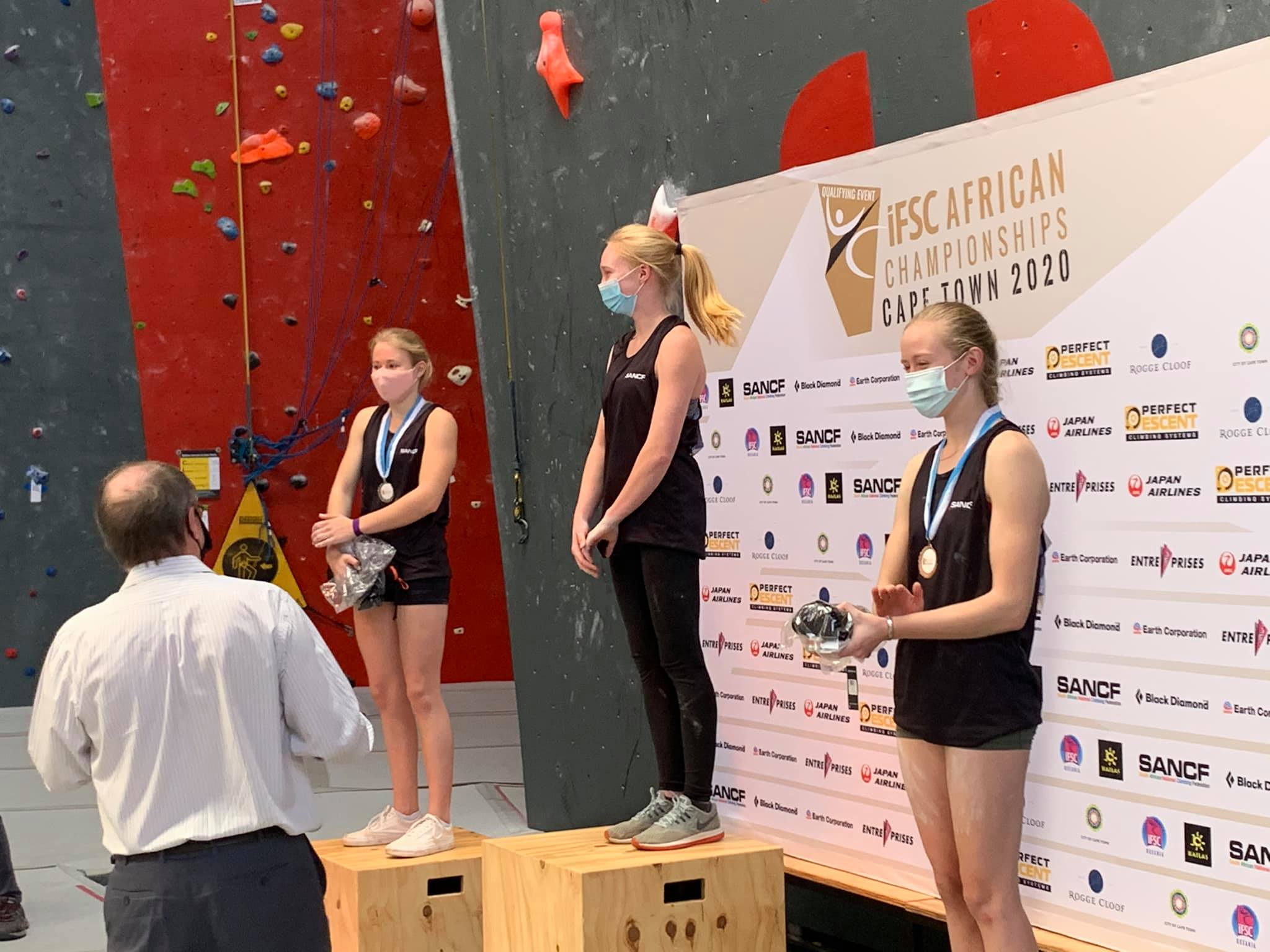 Provincial Climbing host successful African event
